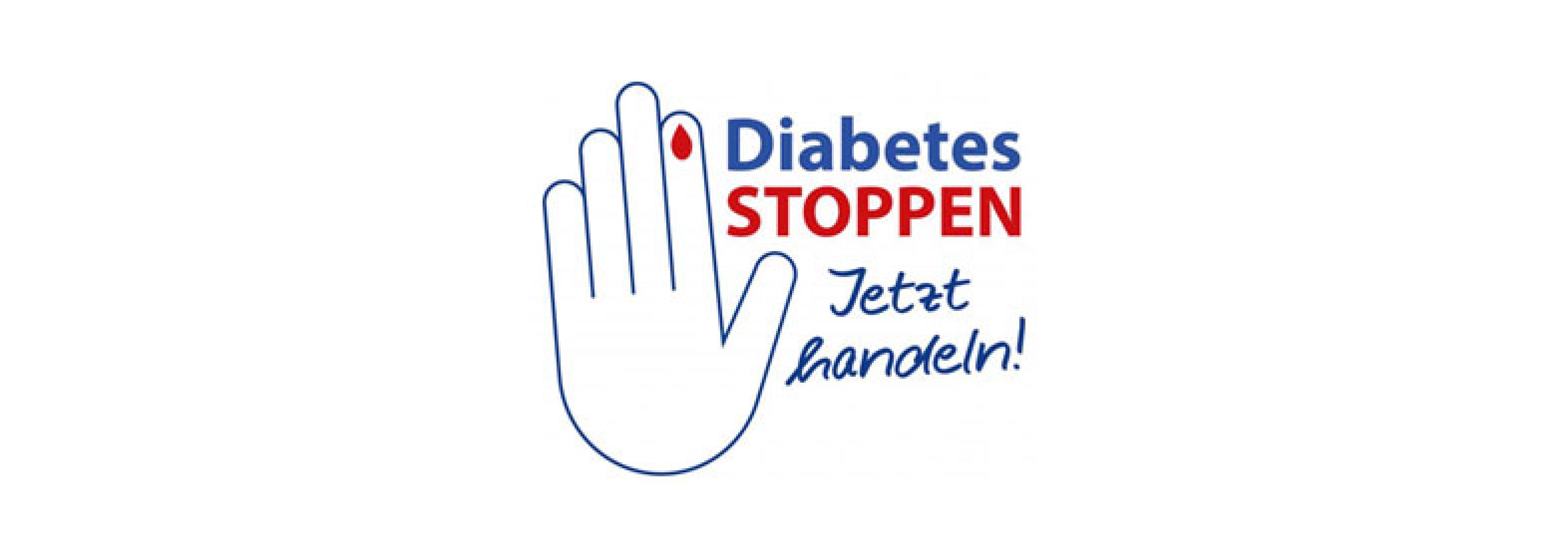 Diabetes stoppen. Jezt handeln!