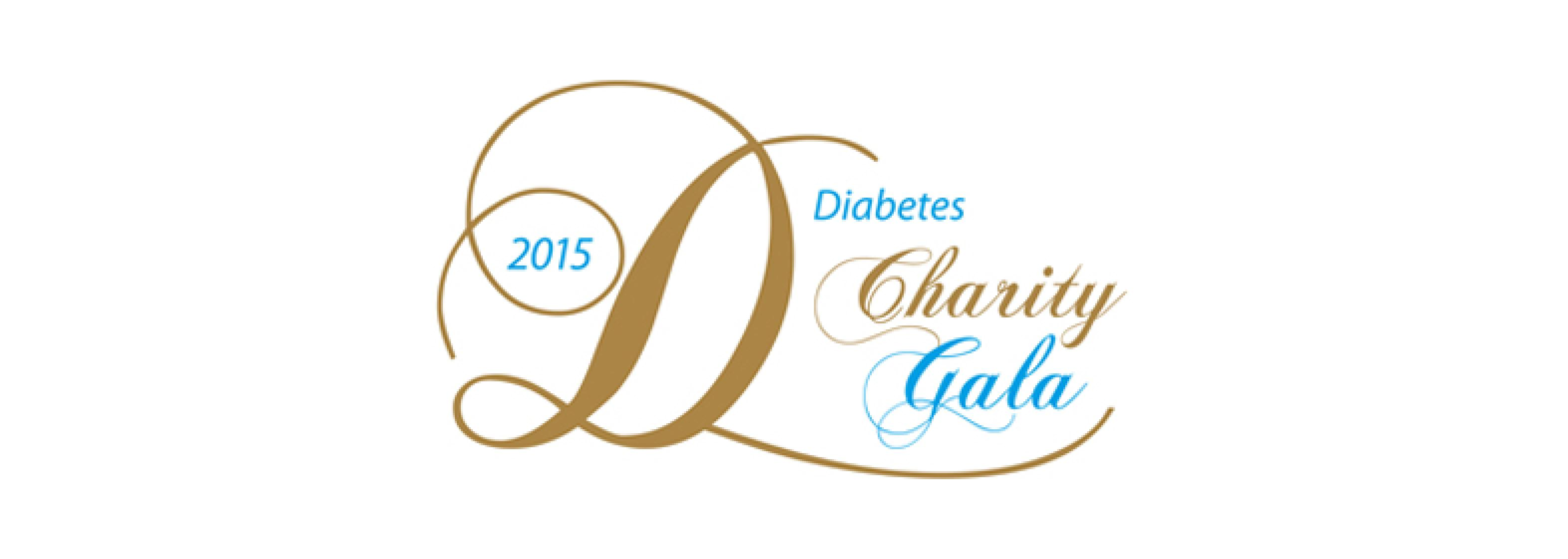 Logo Diabetes Charity Gala 2015