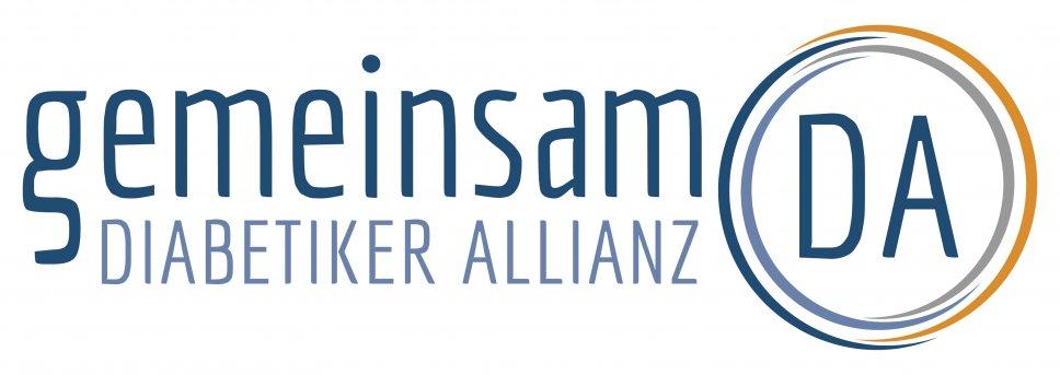 Logo Diabetiker Allianz DA