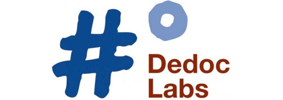 Logo Dedoc Labs Förderer 2019