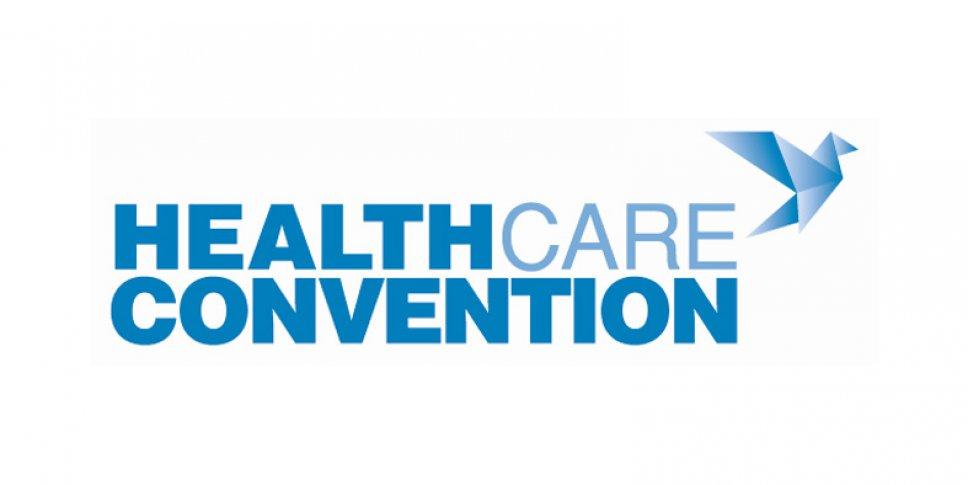 Healthcare Convention Logo Gala 2017