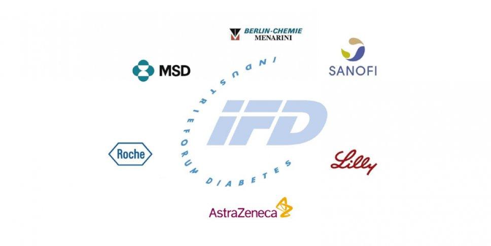 Industrieforum Diabetes Logo Gala 2017