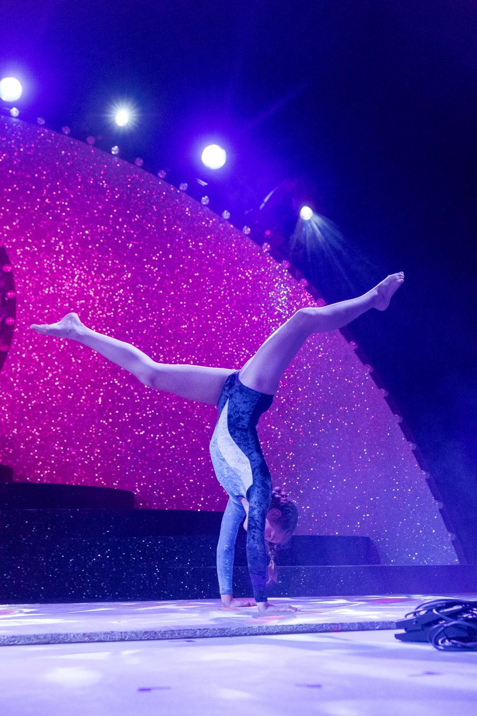Diabetes-Kids-Supertalent, Marlin, auf der Gala 2016