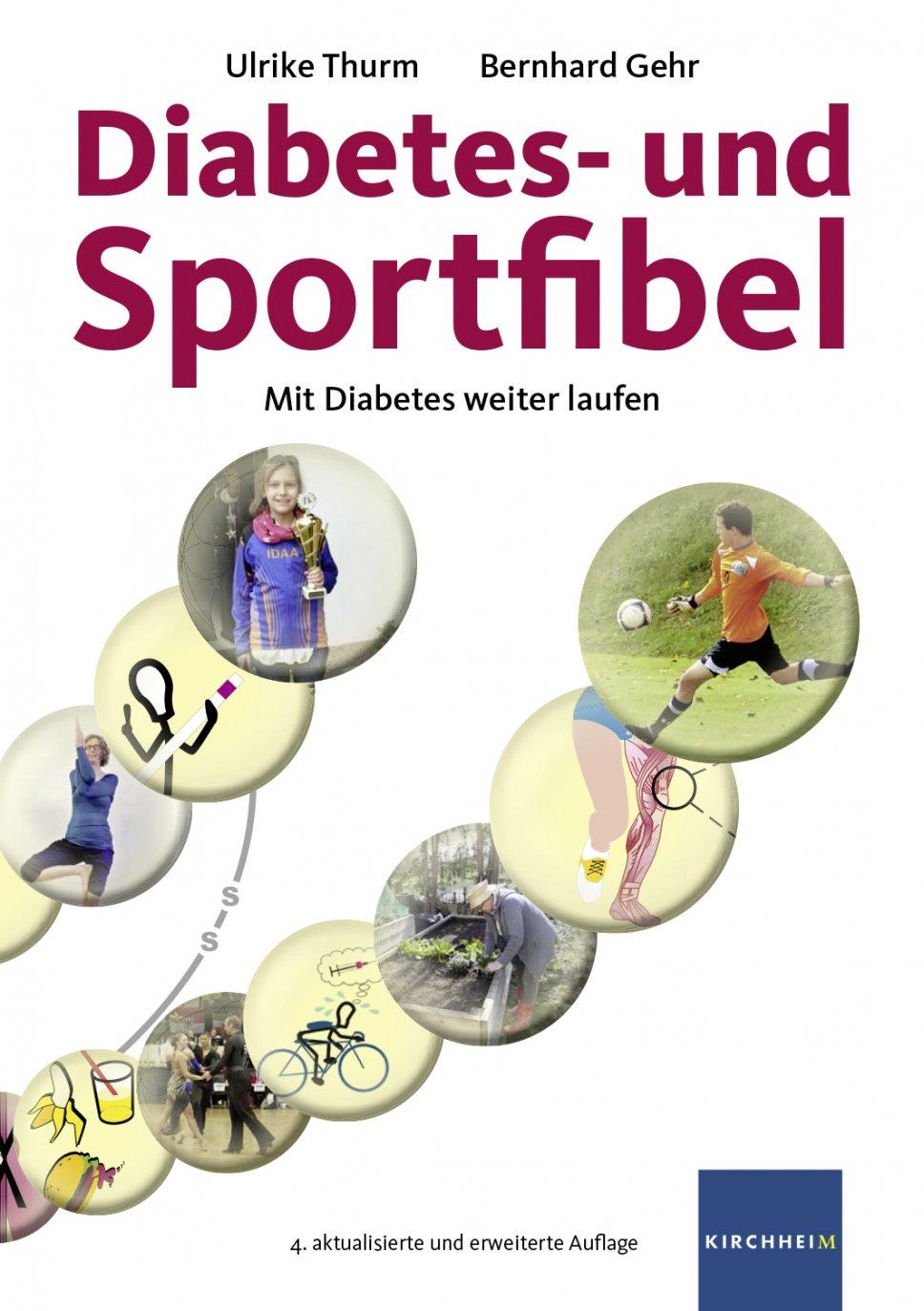 """Buchtipp """"Diabetes- und Sportfibel"""""""
