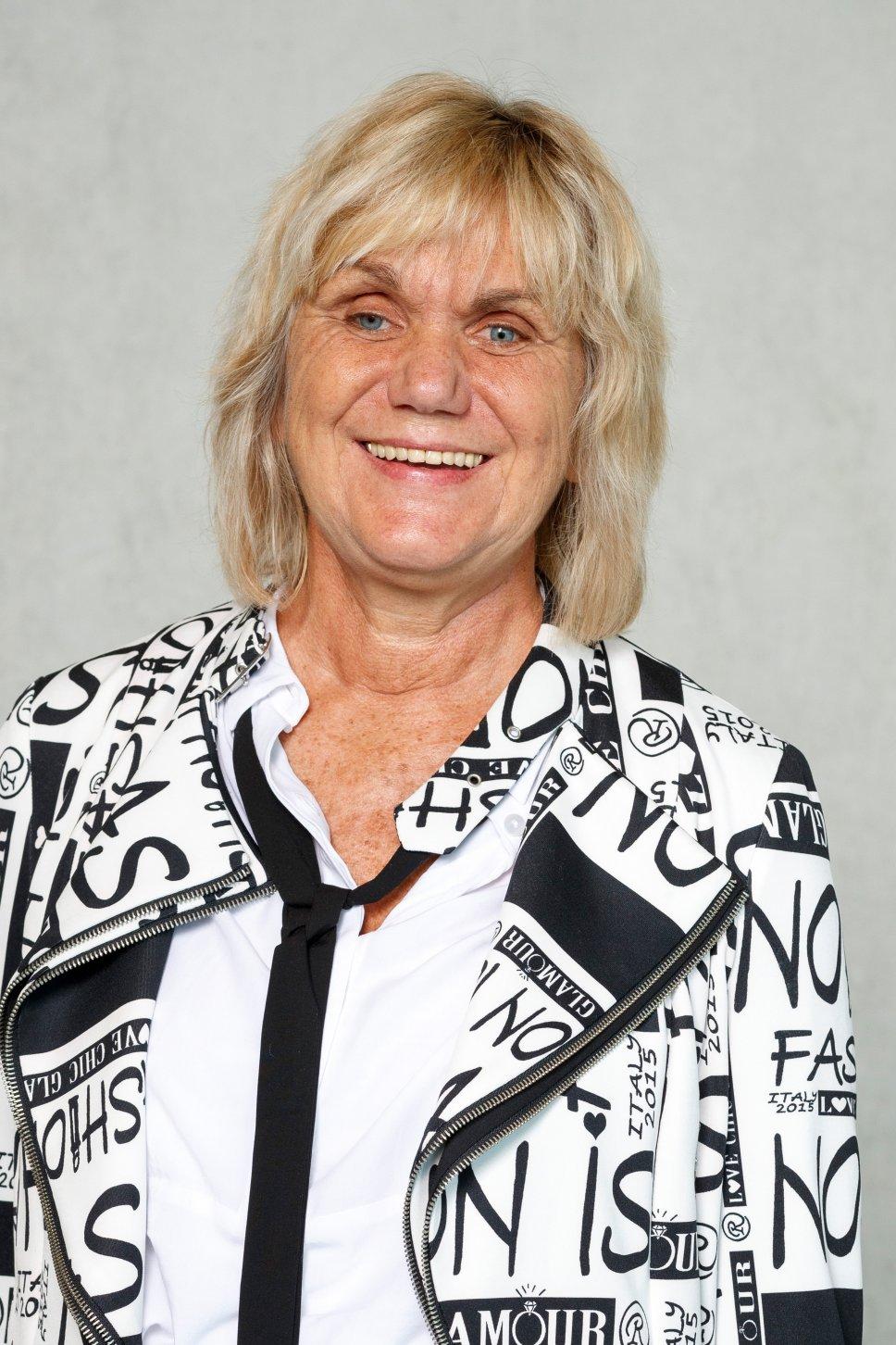 Diabetesberaterin Diana Droßel