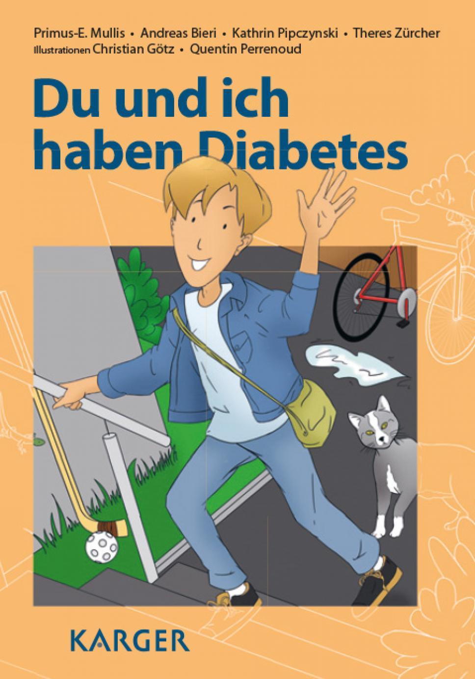 """Buch-Tipp """"Du und ich haben Diabetes"""""""