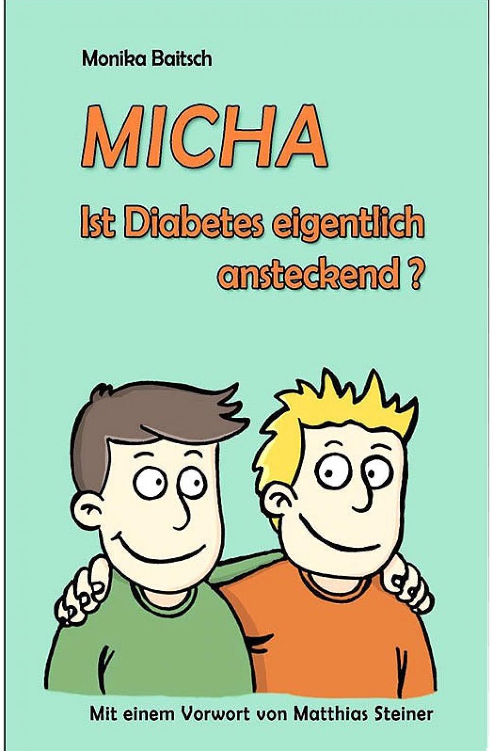 MICHA - Ist Diabetes eigentlich ansteckend? Buchcover