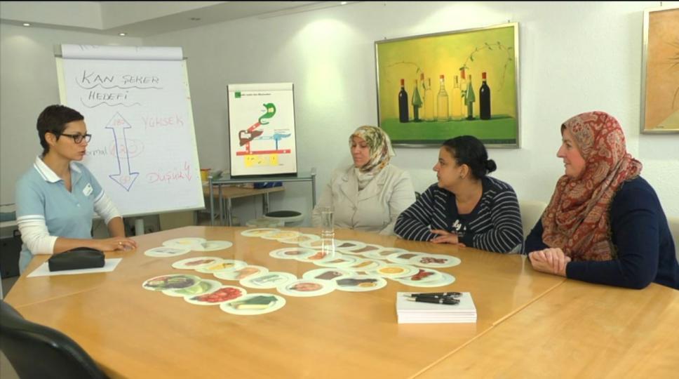 Mehrsprachige und kultursensible Ernährungsberatung