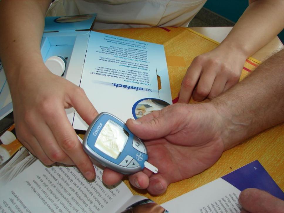Diabetesschulung 3 - Messgerät