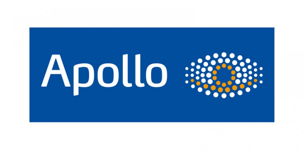Logo Apollo 2019