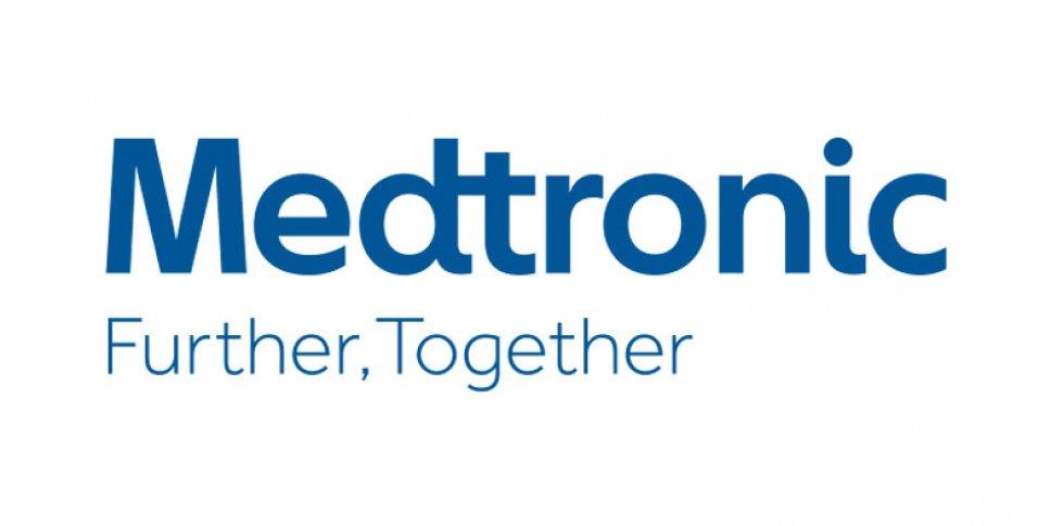 Logo Medtronic 2021