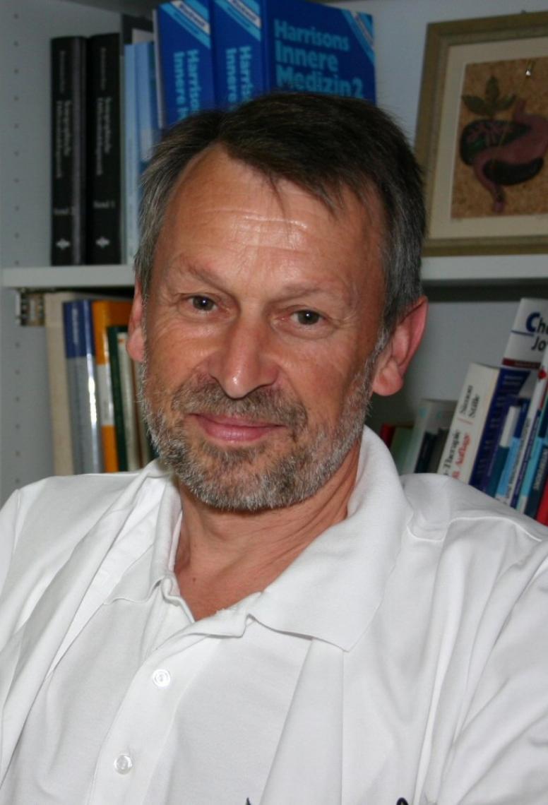 Dr. med. Peter Zimmer, Frankfurt am Main