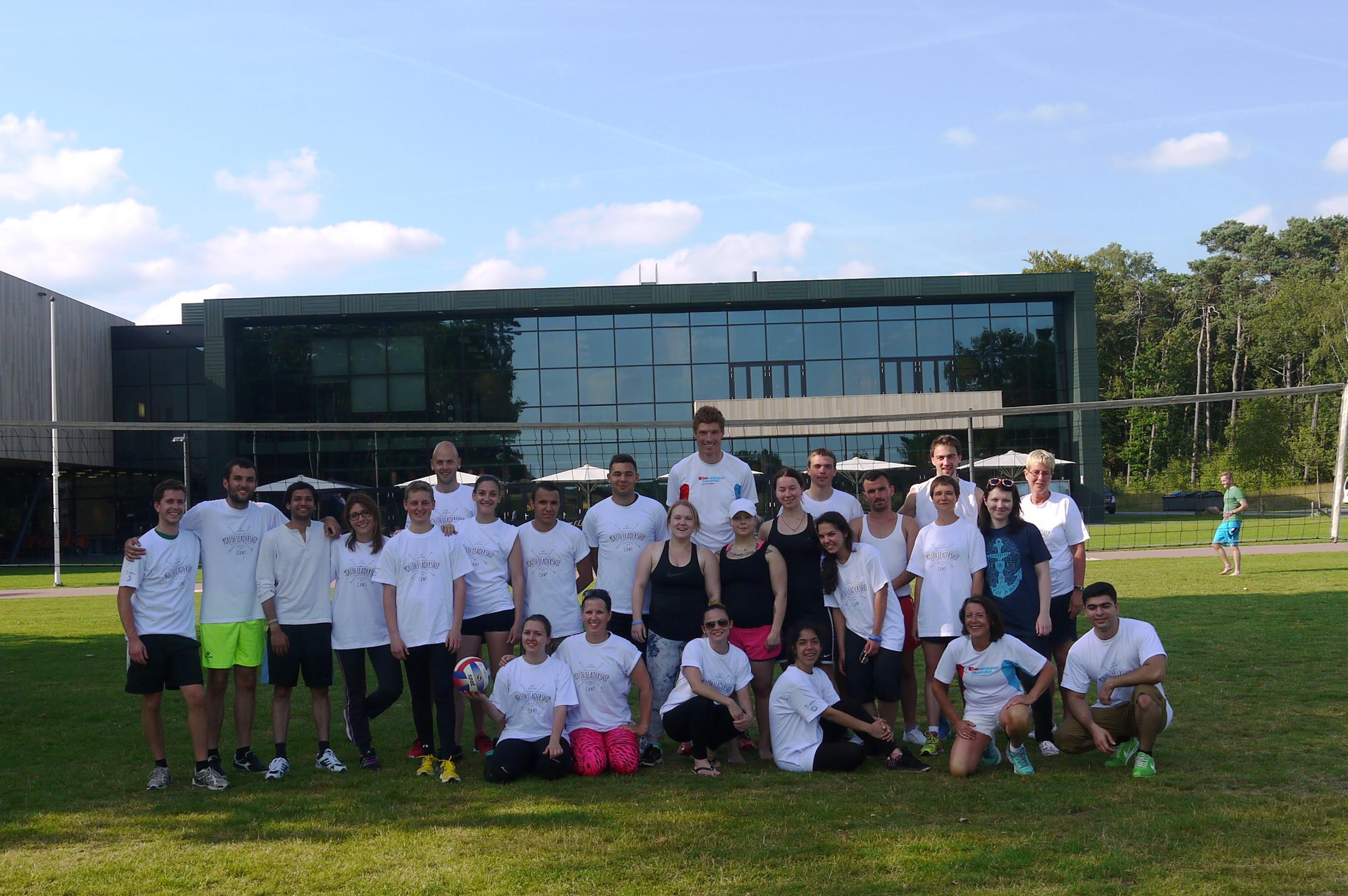 Summercamp Gruppe Arnheim 2015 - Gruppenfoto