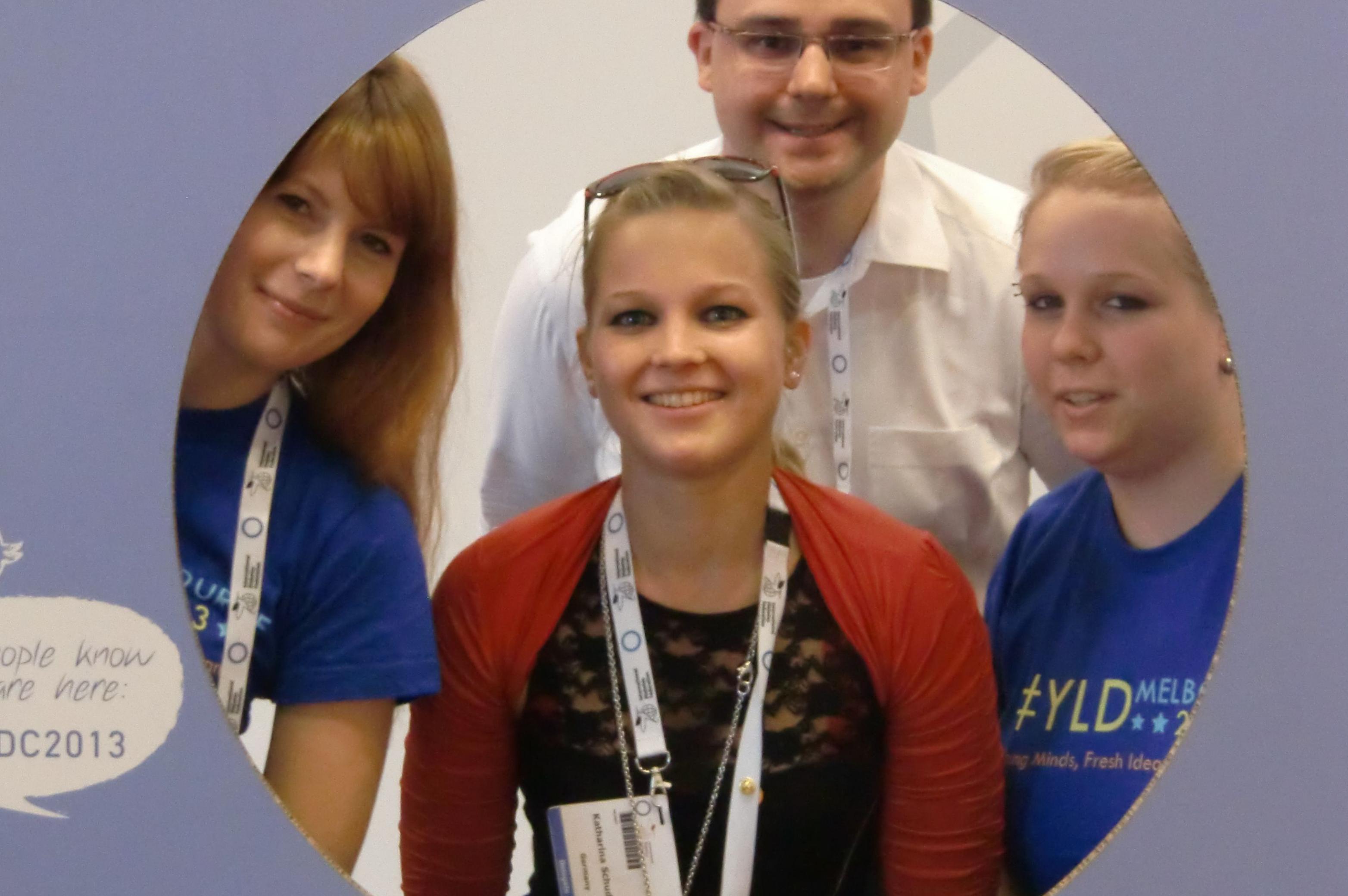 Weltdiabeteskongress 2013 Young Leaders