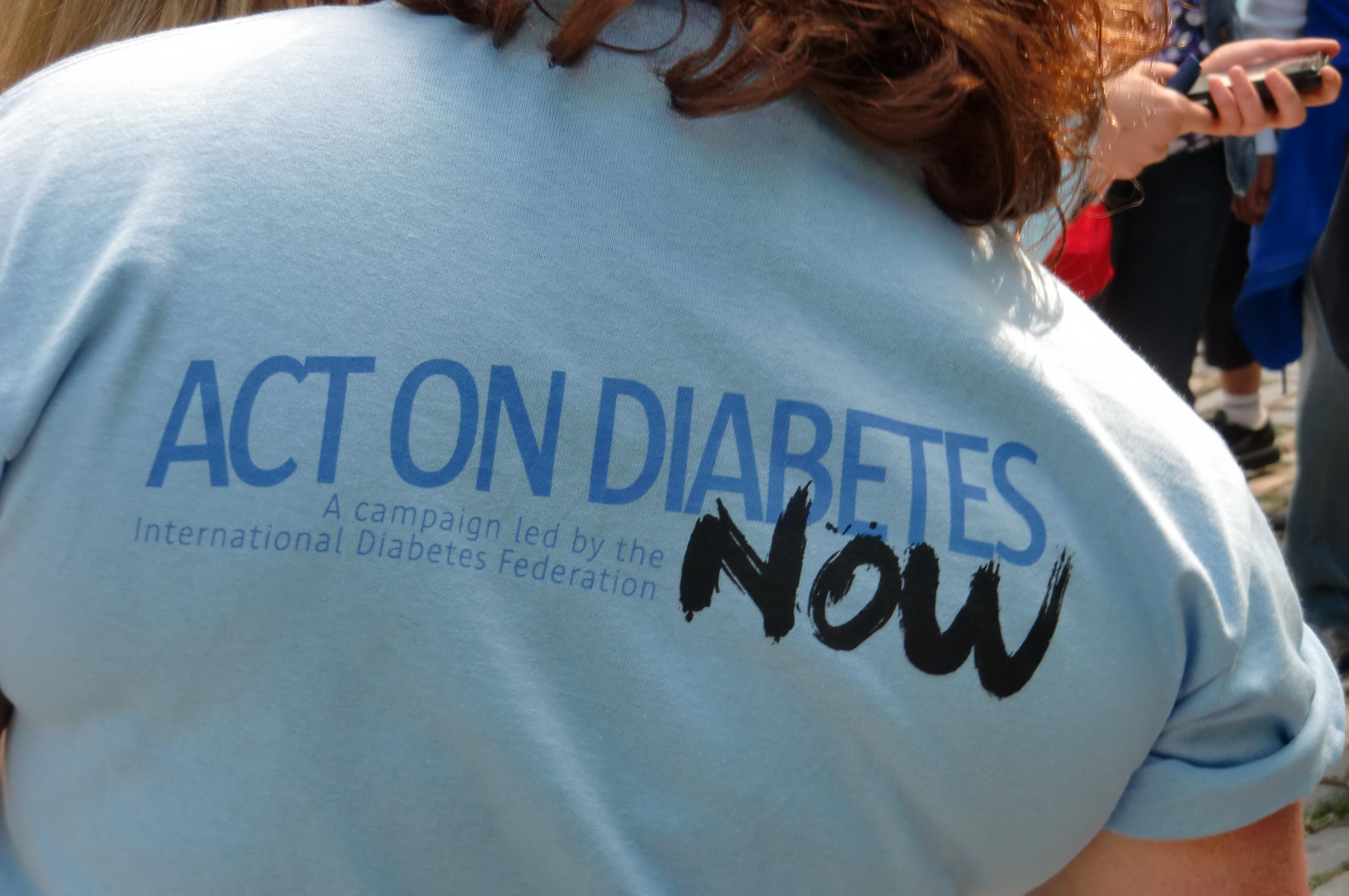 UN-Gipfel 2011: Act on diabetes now