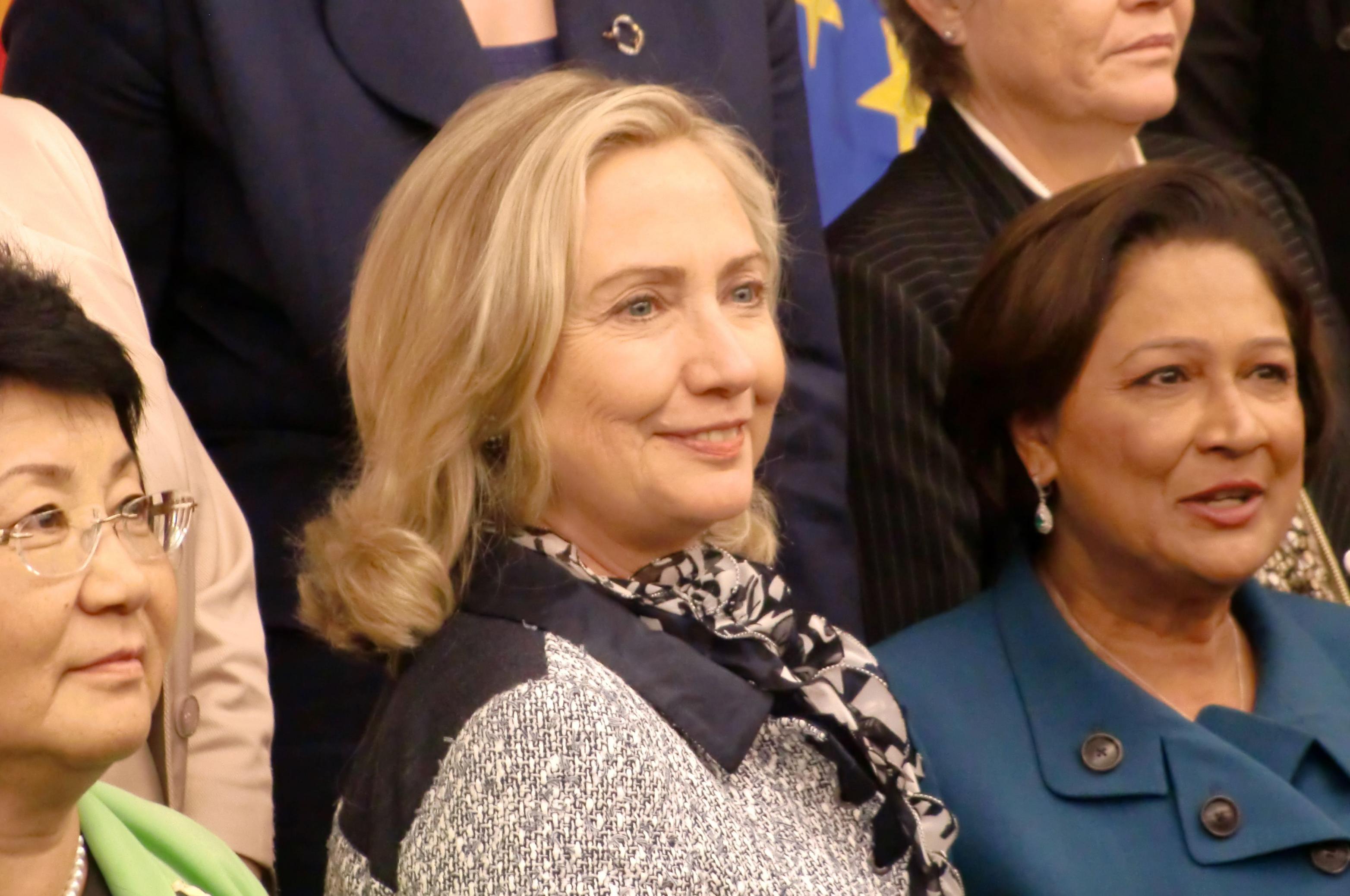 UN Gipfel 2011 - Hillary Clinton