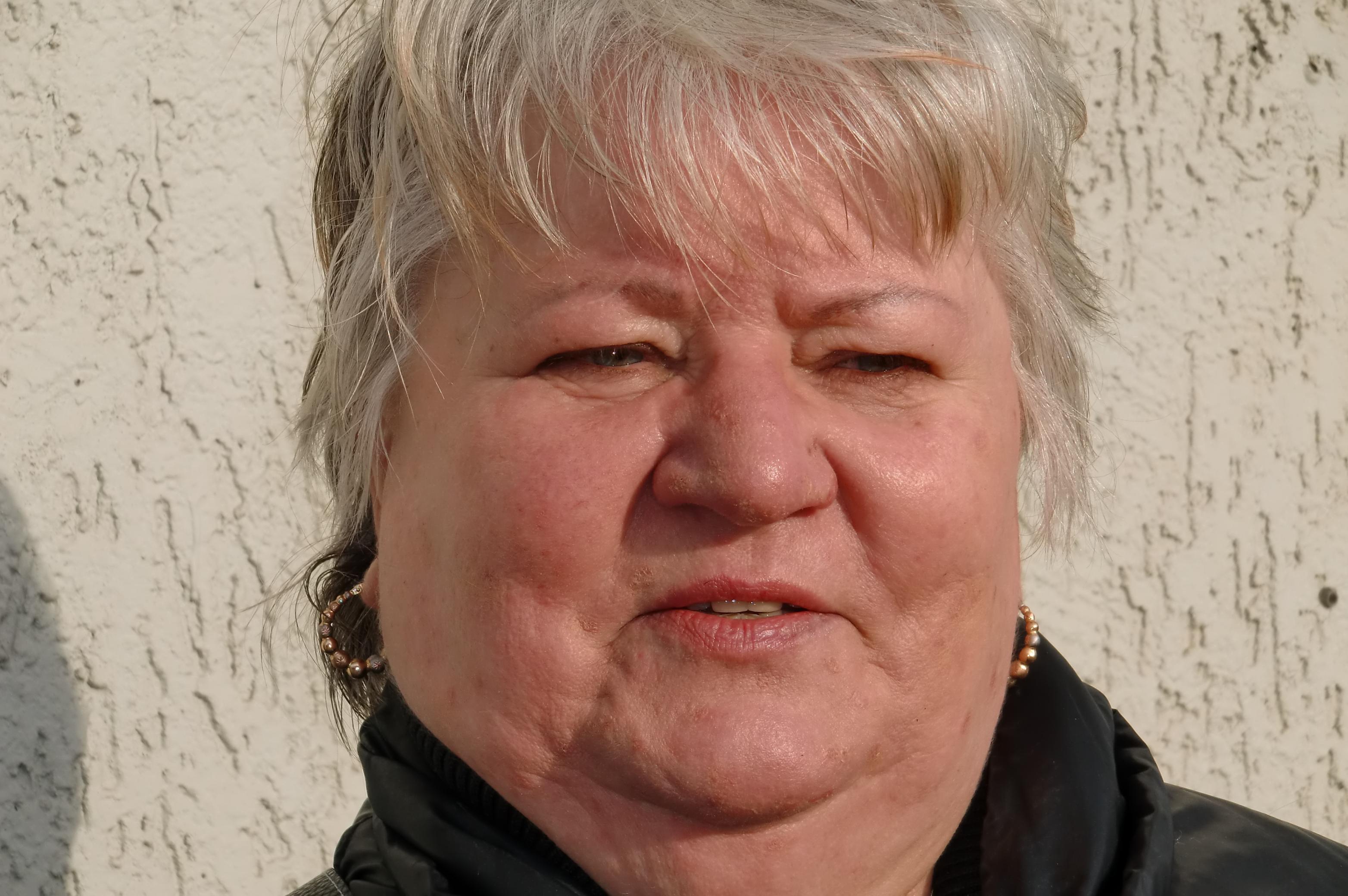 Elfriede Kuka Diabetes Patientin