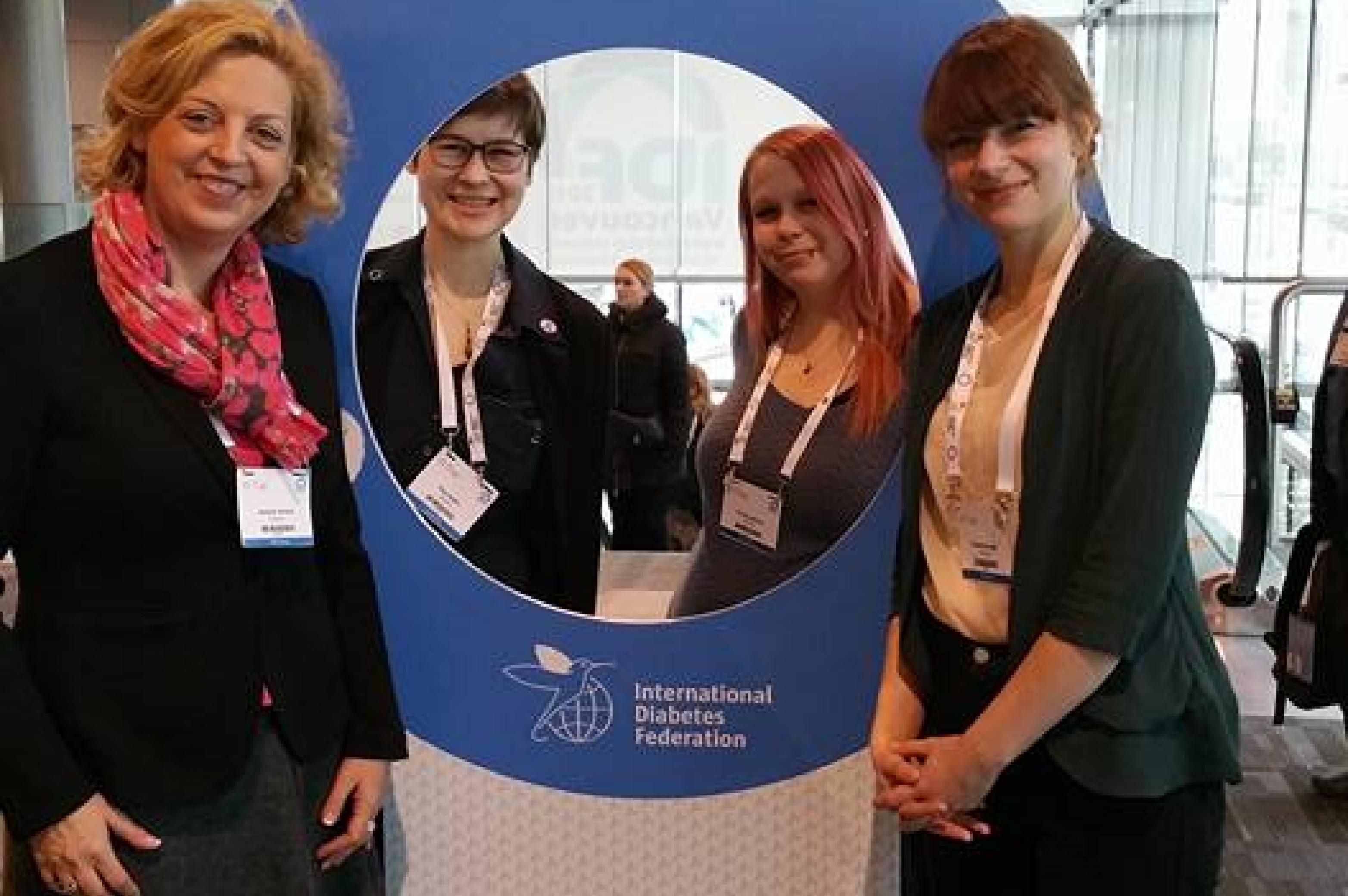 Jugendbotschafter mit Stefanie Gerlach - Young Leaders 2015