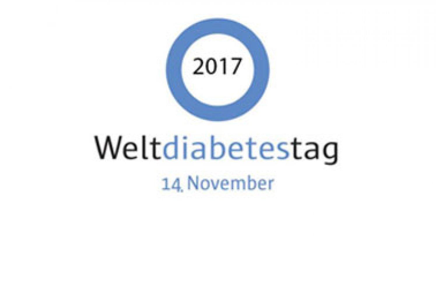 Logo Weltdiabetestag Teaser Startseite