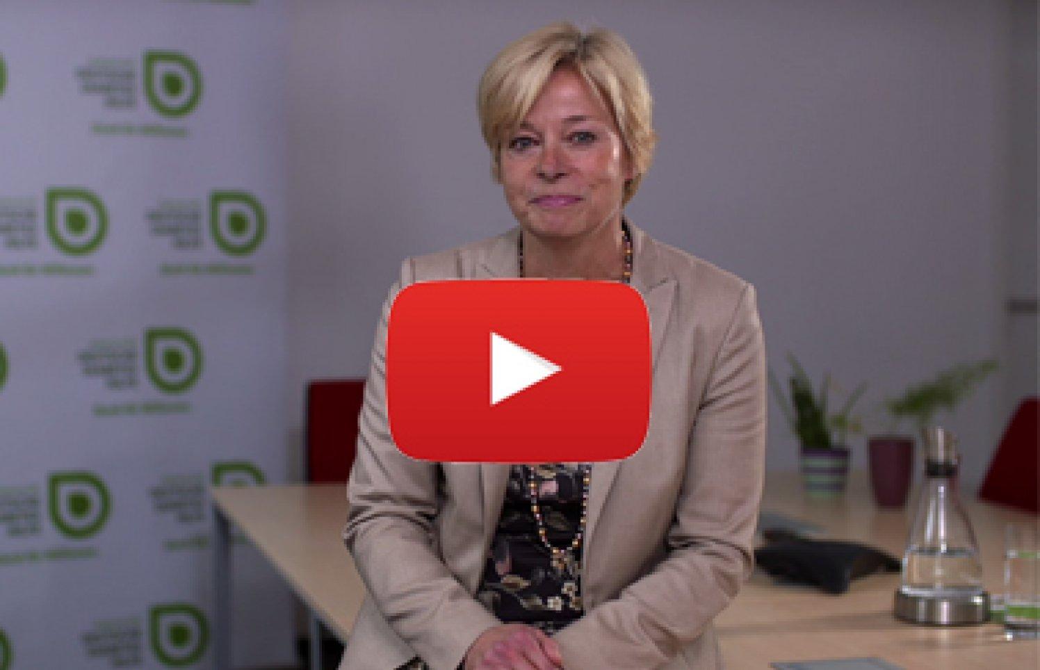 Ausschnitt Video Förderer werden mit Nicole Mattig-Fabian